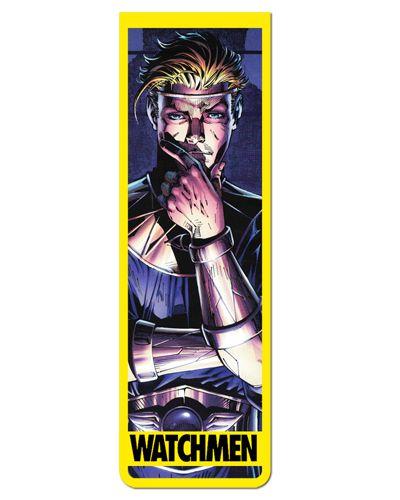 Marcador De Página Magnético Ozymandias - Watchmen - MDC195
