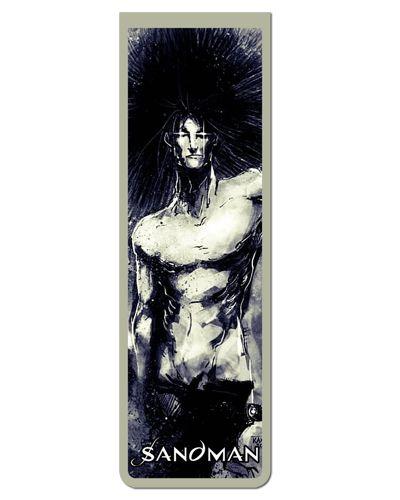 Marcador De Página Magnético Morpheus - Sandman - MDC207