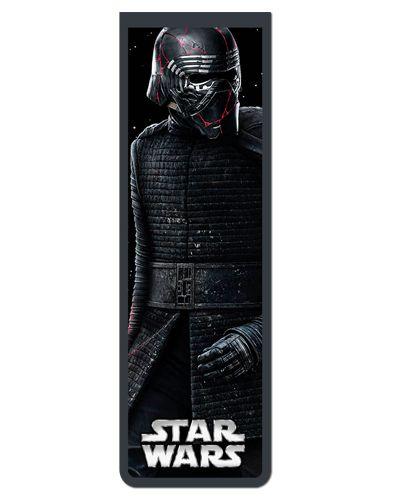 Marcador De Página Magnético Kylo Ren - Star Wars - MFI252