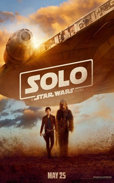 Ímã Decorativo Pôster Star Wars Han Solo - IPF219