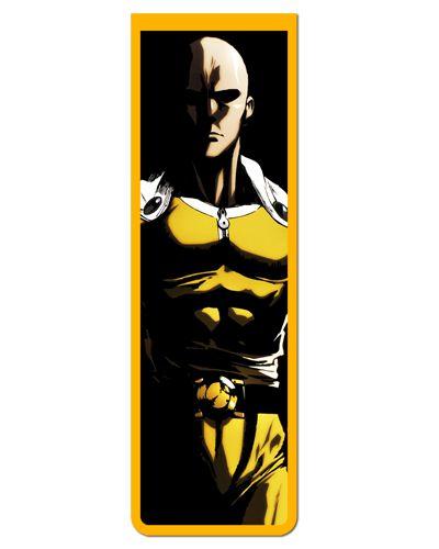 Marcador De Página Magnético Saitama - One Punch Man - MAN771