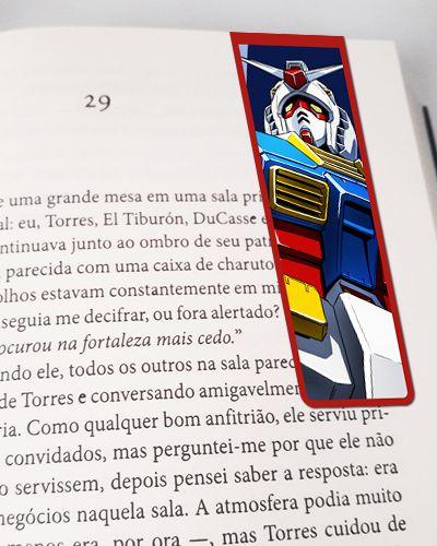 Marcador De Página Magnético Gundam RX-78 - Gundam - MAN330