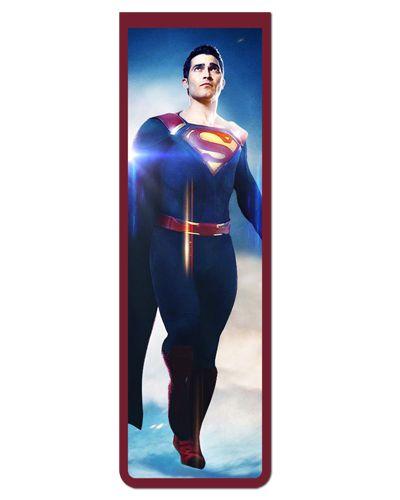 Marcador De Página Magnético Superman - MDC222