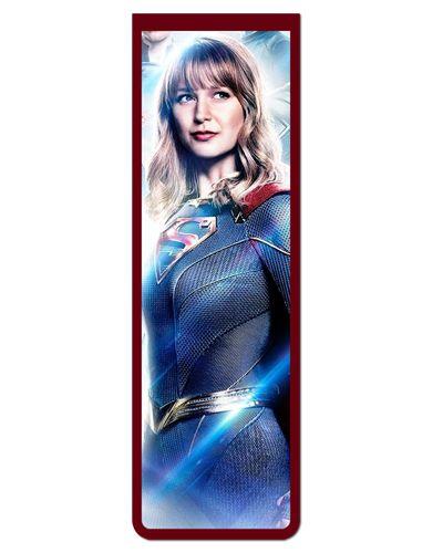 Marcador De Página Magnético Supergirl - MDC224