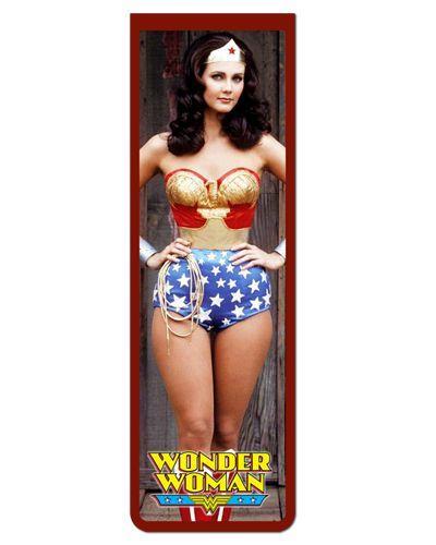 Marcador De Página Magnético Wonder Woman - MDC229