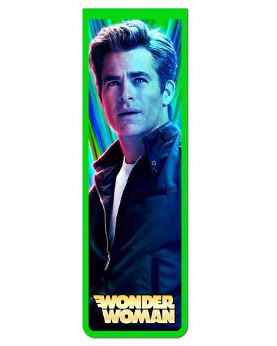 Marcador De Página Magnético Steve Trevor - Wonder Woman - MDC233