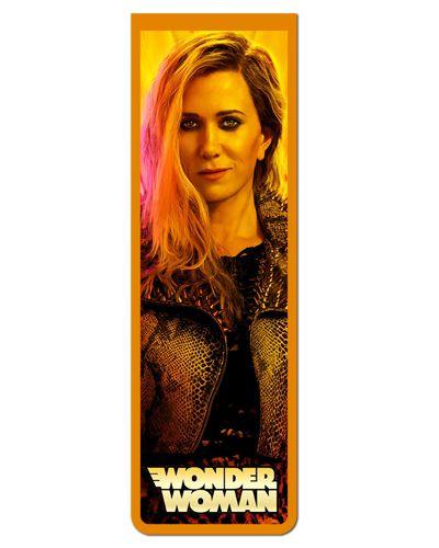 Marcador De Página Magnético Cheetah - Wonder Woman - MDC234