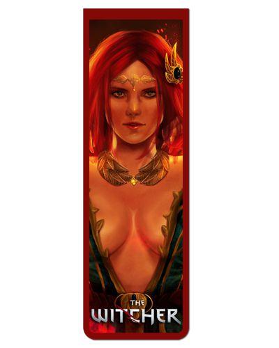 Marcador De Página Magnético Triss - The Witcher - MTW23