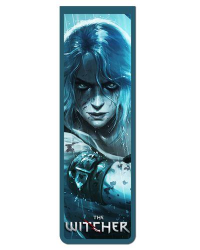 Marcador De Página Magnético Ciri - The Witcher - MTW30