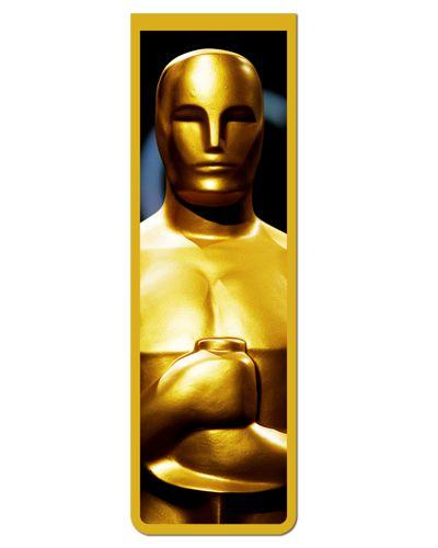 Marcador De Página Magnético Estatueta do Oscar - MFI257
