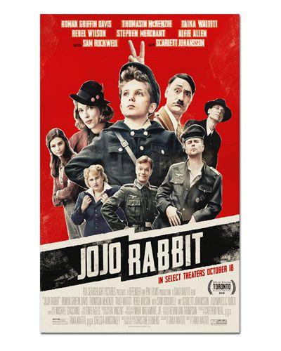 Ímã Decorativo Pôster Jojo Rabbit - IPF616