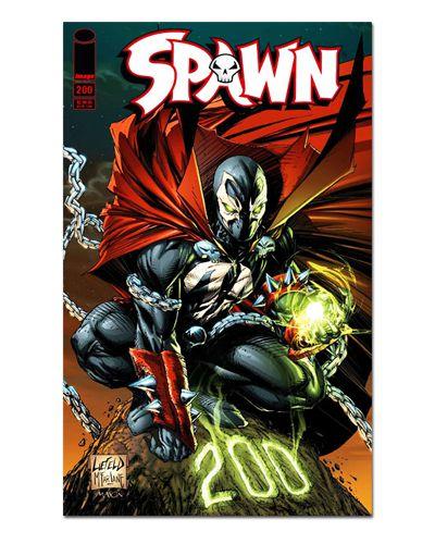 Ímã Decorativo Capa de Quadrinhos Spawn - CQO25
