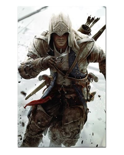 Ímã Decorativo Connor - Assassin's Creed - IAC07