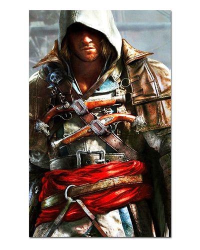 Ímã Decorativo Edward - Assassin's Creed - IAC14