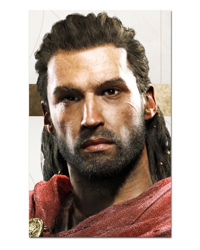 Ímã Decorativo Alexios - Assassin's Creed - IAC31