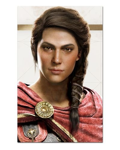 Ímã Decorativo Kassandra - Assassin's Creed - IAC33