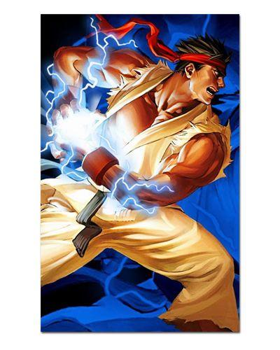 Ímã Decorativo Ryu - Street Fighter - ISF04