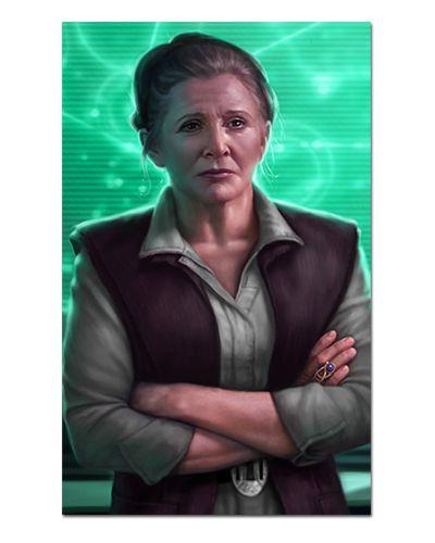 Ímã Decorativo Leia Organa - Star Wars - ISW14