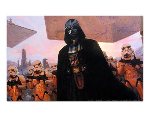 Ímã Decorativo Darth Vader - Star Wars - ISW18