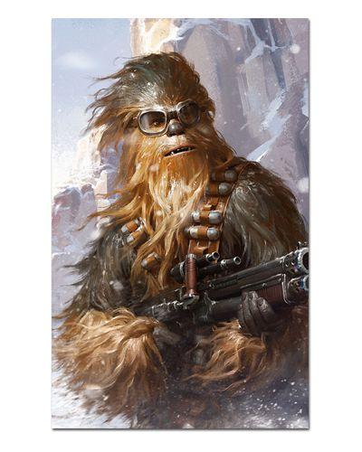 Ímã Decorativo Chewbacca - Star Wars - ISW34