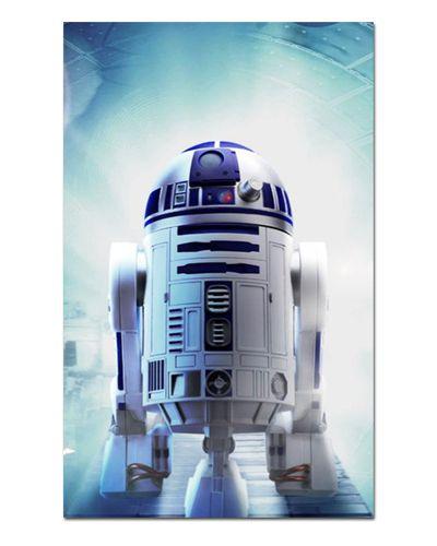 Ímã Decorativo R2-D2 - Star Wars - ISW40