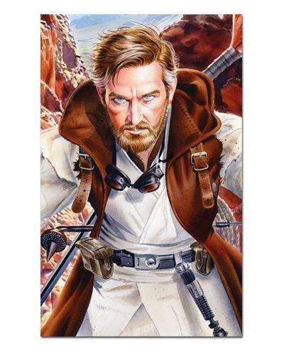 Ímã Decorativo Obi-Wan Kenobi - Star Wars - ISW45