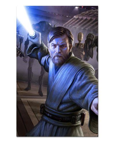 Ímã Decorativo Obi-Wan Kenobi - Star Wars - ISW47