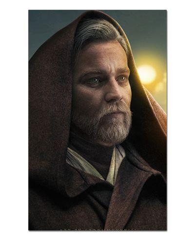 Ímã Decorativo Obi-Wan Kenobi - Star Wars - ISW50