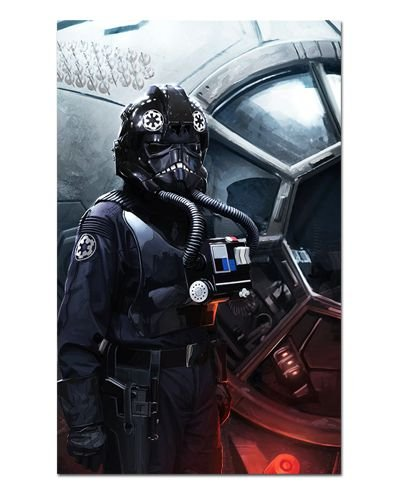 Ímã Decorativo Tie Pilot - Star Wars - ISW65
