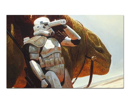 Ímã Decorativo Sandtrooper - Star Wars - ISW66