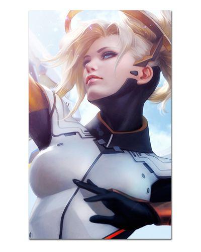 Ímã Decorativo Mercy - Overwatch - IOW08