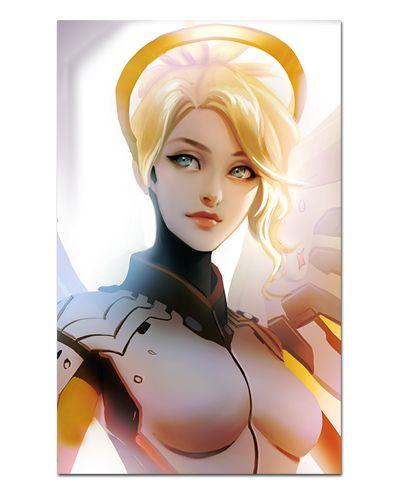 Ímã Decorativo Mercy - Overwatch - IOW09