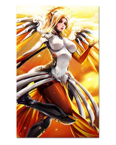 Ímã Decorativo Mercy - Overwatch - IOW10