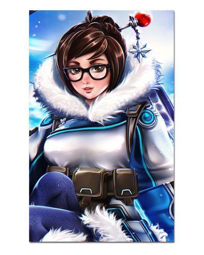 Ímã Decorativo Mei - Overwatch - IOW13