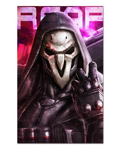 Ímã Decorativo Reaper - Overwatch - IOW15