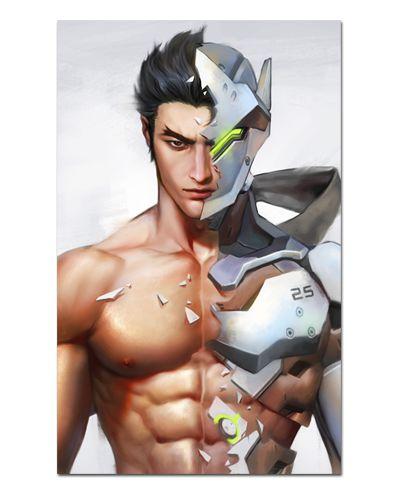 Ímã Decorativo Genji - Overwatch - IOW40