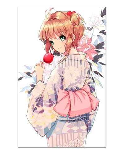 Ímã Decorativo Sakura Card Captors - ISA12