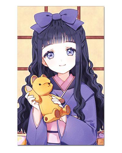 Ímã Decorativo Tomoyo - Sakura Card Captors - ISA13