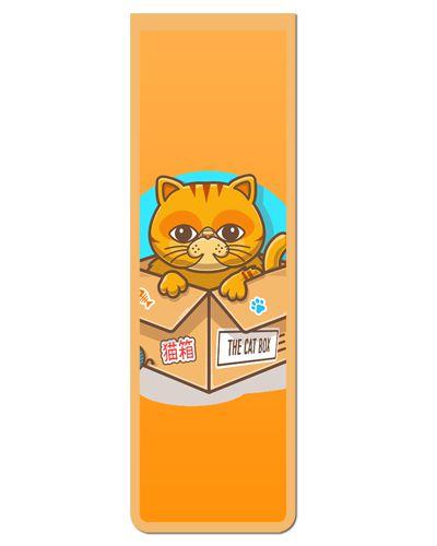 Marcador De Página Magnético Cute Cat - Pet Cat - MCAT05