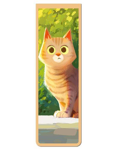 Marcador De Página Magnético Gato Cute - Pet Cat - MCAT08