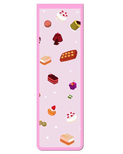 Marcador De Página Magnético Sweet - Cute - MFE15