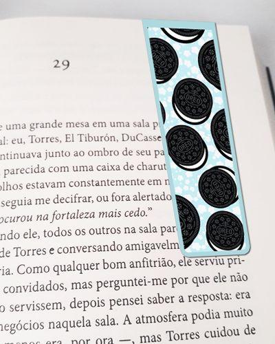 Marcador De Página Magnético Cookie - Cute - MFE17