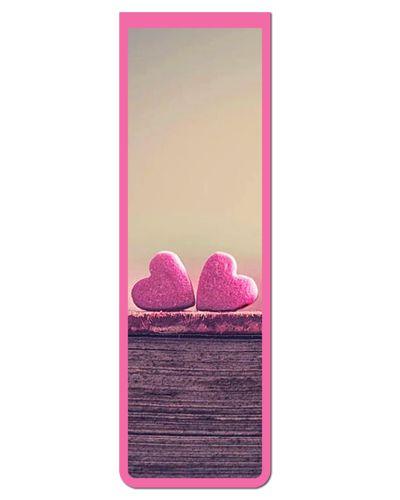 Marcador De Página Magnético Coração - Cute - MFE24