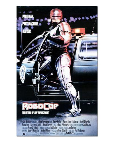 Ímã Decorativo Pôster Robocop 1 - IPF431