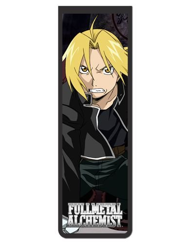 Marcador De Página Magnético Edward - Fullmetal Alchemist - MAN786