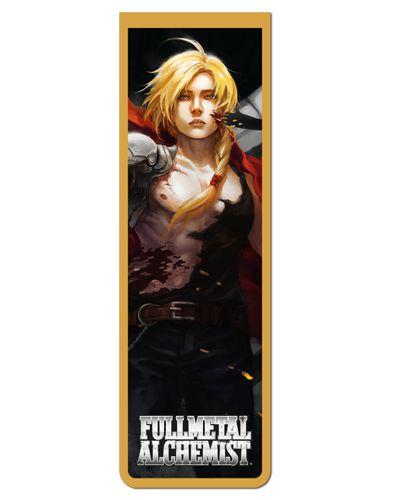 Marcador De Página Magnético Edward - Fullmetal Alchemist - MAN794