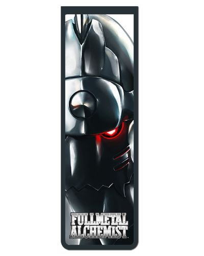 Marcador De Página Magnético Alphonse - Fullmetal Alchemist - MAN797