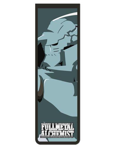 Marcador De Página Magnético Alphonse - Fullmetal Alchemist - MAN798