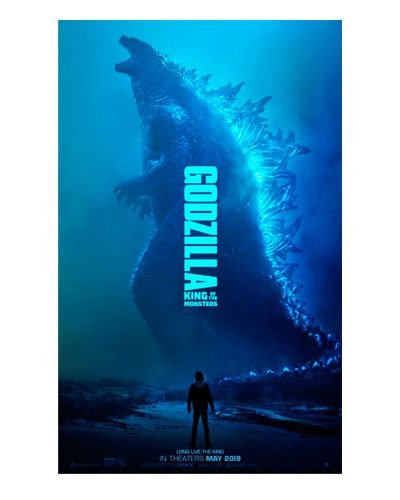 Ímã Decorativo Pôster Godzilla 2 - IPF578