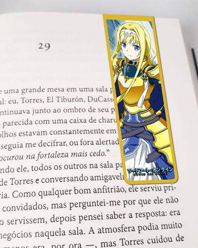 Marcador De Página Magnético Alice - Sword Art Online - MAN822